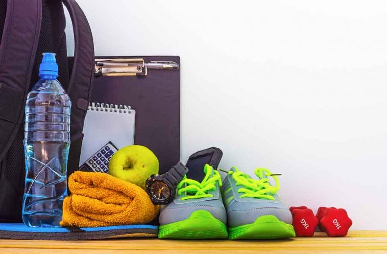 accessories for fitness