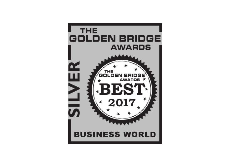 astute wins golden bridge award
