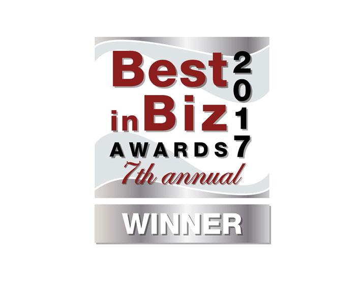 astute wins best in biz awards silver 2017