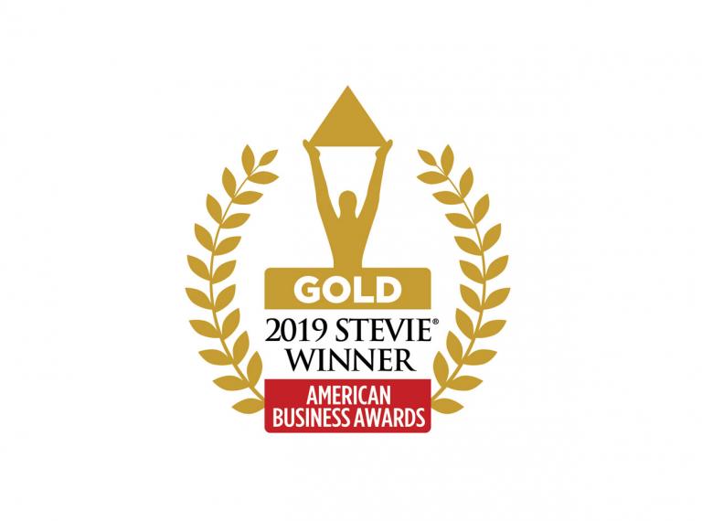 astute wins gold stevie award for innovation for astute bot