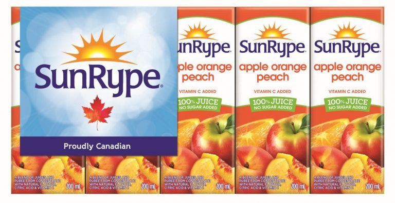 Sun-Rype products