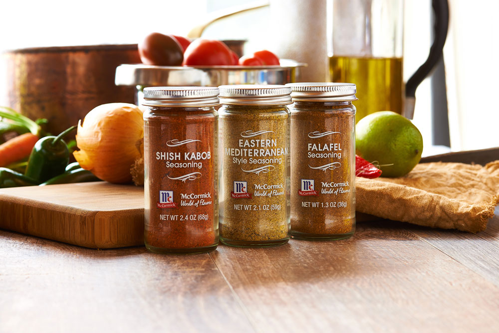 photo of mccormick spice blends