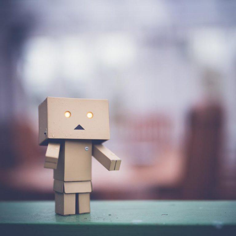 tiny robot