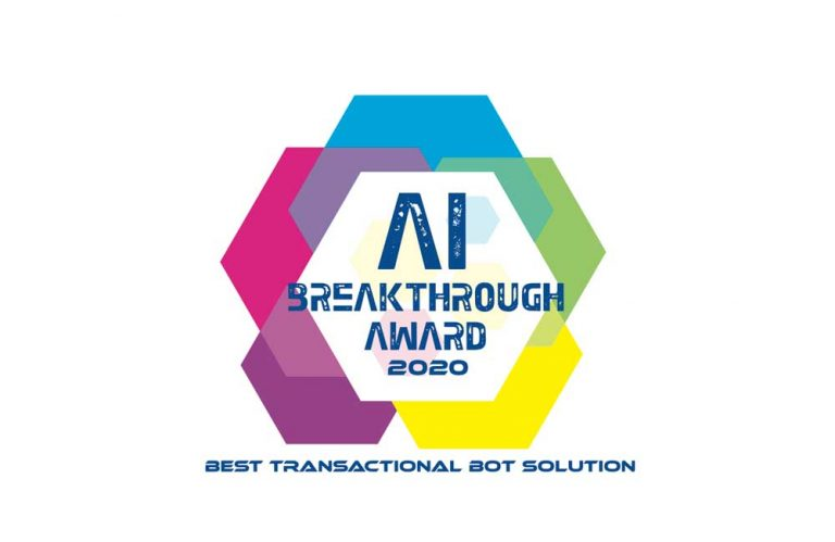 astute wins 2020 ai breakthrough award